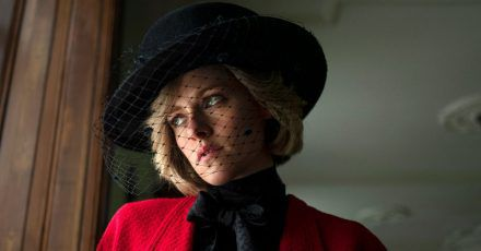 Kristen Stewart als Prinzessin Diana im Film «Spencer».