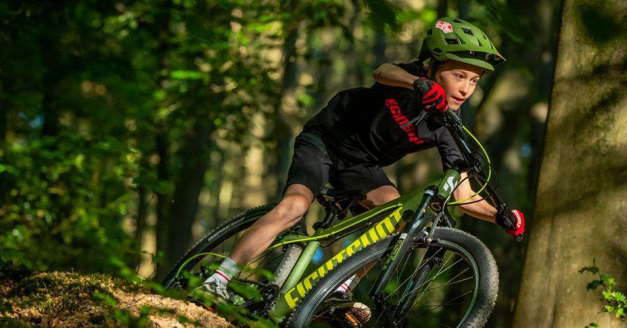 Mountainbikes für Kinder und Jugendliche stehen den größeren Modellen für Erwachsene preislich mitunter kaum nach.