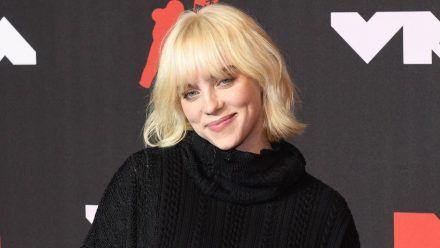 Billie Eilish während der MTV Video Music Awards