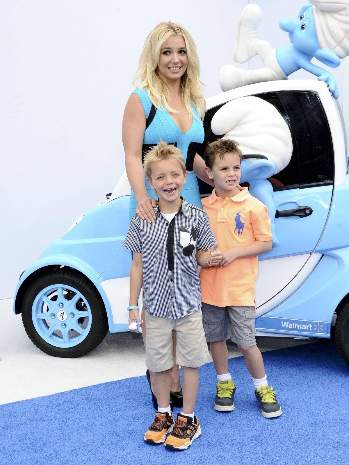 """Britney Spears: Rührende Liebeserklärung an ihre """"hübschen"""" Söhne zum Geburtstag"""