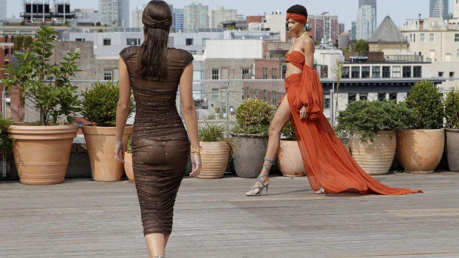Diese Ex-GNTMs rocken die New York Fashion Week