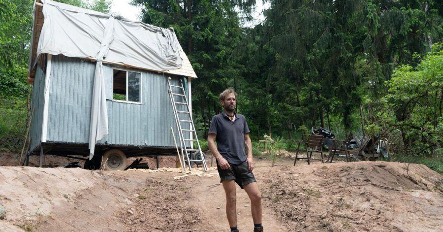 Der Odenwald ist das Zuhause von Marc.