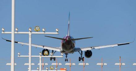 Das Flugzeug vom Typ Airbus A320 war in Zypern gestartet undauf dem Weg nach Zürich.