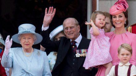 Prinz Philip war über 70 Jahre an der Seite der Queen. (hub/spot)