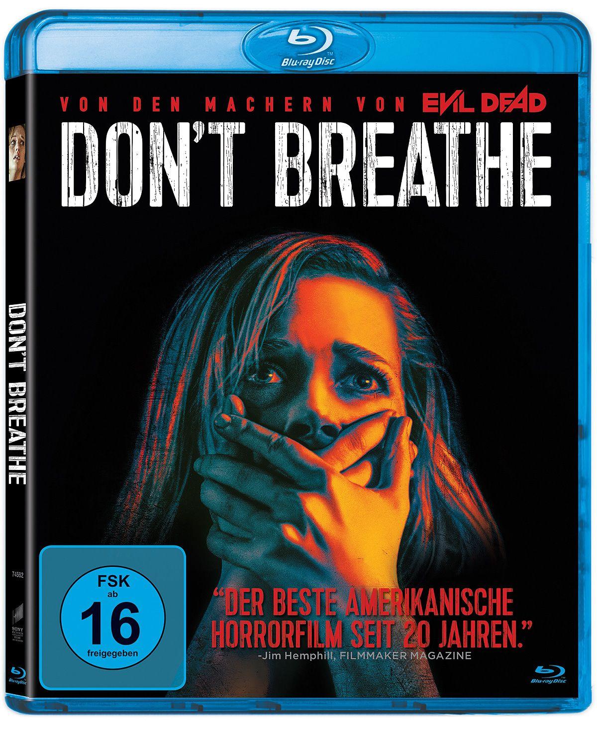 """Verlosung zum Kinostart von """"Don't Breathe 2"""""""