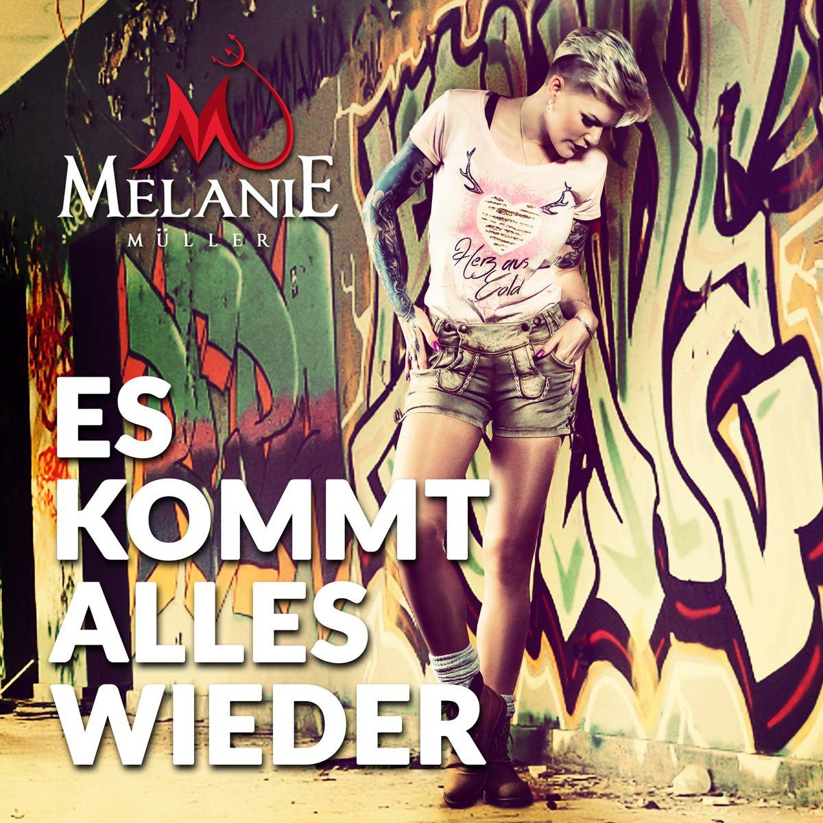 """Melanie Müller mit neuem Song """"Es kommt alles wieder"""""""