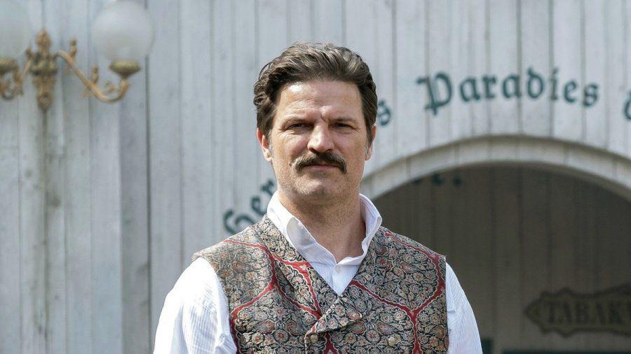 """Mišel Mati?evi? in """"Oktoberfest 1900"""": Er ist als """"Bester Schauspieler"""" nominiert, die Produktion als """"Bester Mehrteiler"""". (wue/spot)"""
