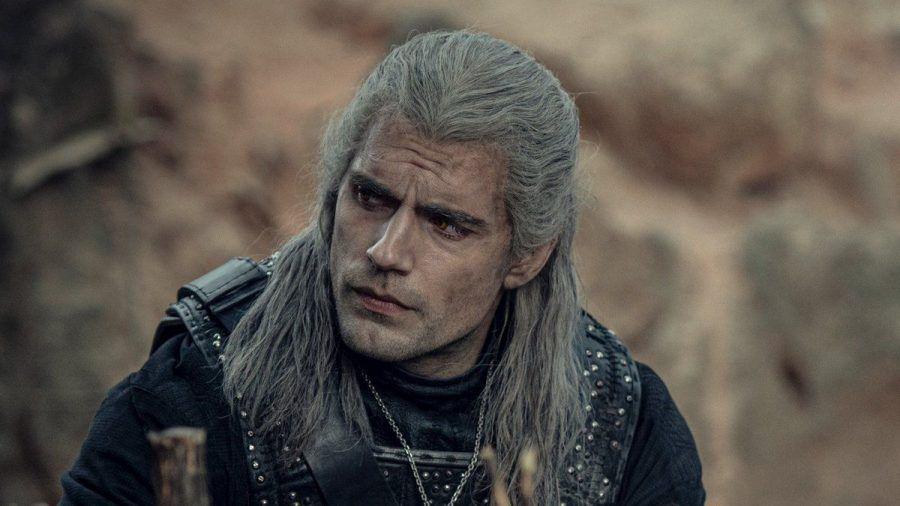 Henry Cavill als Hexer Geralt. (smi/spot)