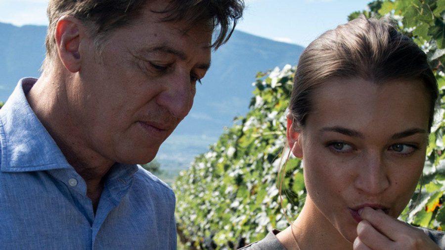 """Tobias Moretti und Tochter Antonia standen für den ZDF-Zweiteiler """"Im Netz der Camorra"""" gemeinsam vor der Kamera.  (amw/spot)"""