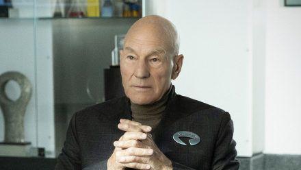 Patrick Stewart hat als Jean-Luc Picard noch viel vor. (stk/spot)