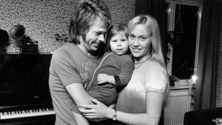 Das wurde aus den Kindern der Mitglieder von ABBA