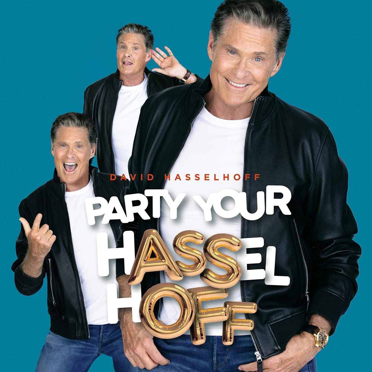 """David Hasselhoff über sein Partyalbum: """"Die Leute wollen gute Laune"""""""
