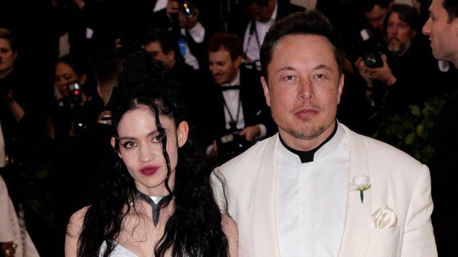 Grimes und Elon Musk im Jahr 2018 in New York. (wue/spot)