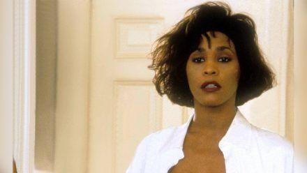 "Whitney Houston in ihrem Filmdebüt ""Bodyguard"". (ili/spot)"