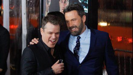 Ben Affleck: Warum er und Matt Damon dicke Freunde sind