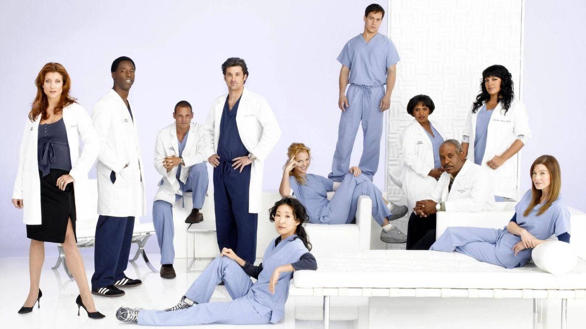 "Patrick Dempsey: Was war da am ""Greys Anatomy""-Set los?"