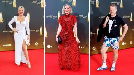 Deutscher Fernsehpreis: Die schönsten und schrägsten Klamotten