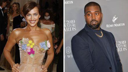 Irina Shayk äußert sich zu vermeintlicher Romanze mit Kanye West