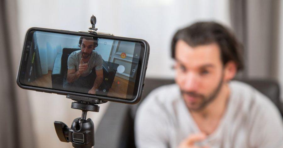 Film ab: Wer auf Youtube erfolgreich sein möchte, sollte in seinen Videos authentisch sein.