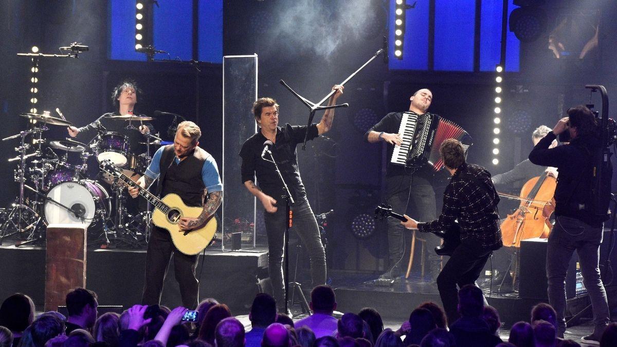 """Passerella al posto del palco rock: il figlio di Campino è più fashion"""" classe =""""full size wp-image-983598"""