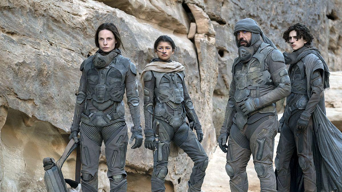 """Filmkritik: """"Dune"""" ist clever und krachend"""