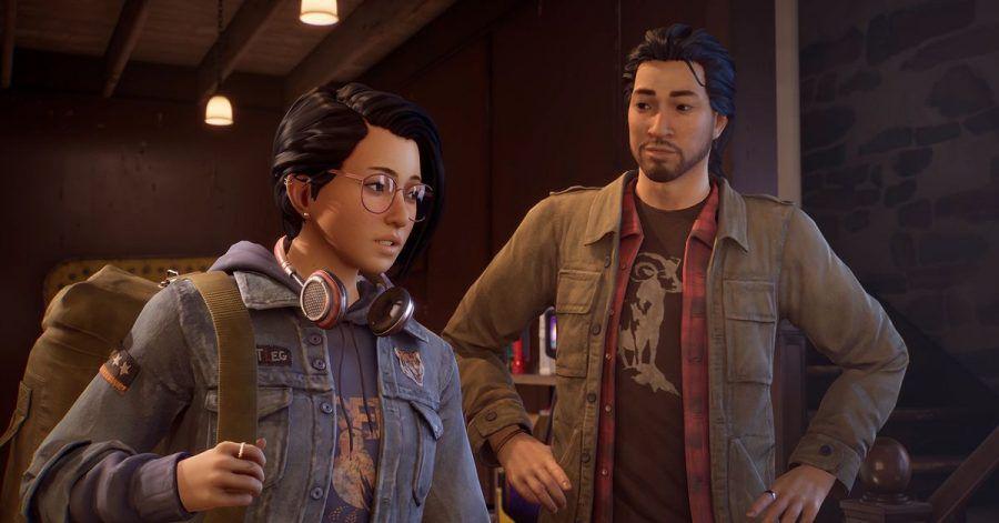 In «Life is Strange: True Colors» trifft Alex (links) ihren Bruder Gabe, nur um ihn bald auf tragische Weise zu verlieren.