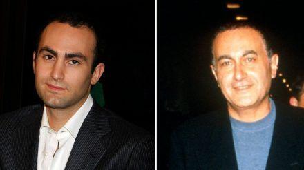 Khalid Abdalla (l.), britischer Schauspieler ägyptischer Abstammung, spielt den verstorbenen Geschäftsmann Dodi Al-Fayed. (wag/spot)