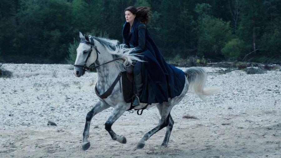"""Rosamund Pike spielt in """"Das Rad der Zeit"""" die Moiraine. (wue/spot)"""