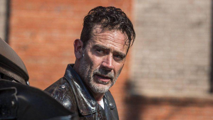 """Jeffrey Dean Morgan als Negan in """"The Walking Dead"""". (smi/spot)"""