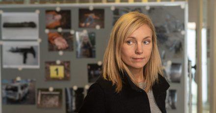 Judith (Nadja Uhl) Kämpft für Recht und Ordnung.