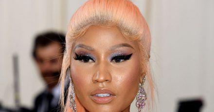 Rapperin Nicki Minaj erntet für ihren Impf-Tweet viel Kritik.