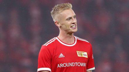 Timo Baumgartl steht normalerweise für den 1. FC Union Berlin auf dem Fußballfeld. (aha/spot)