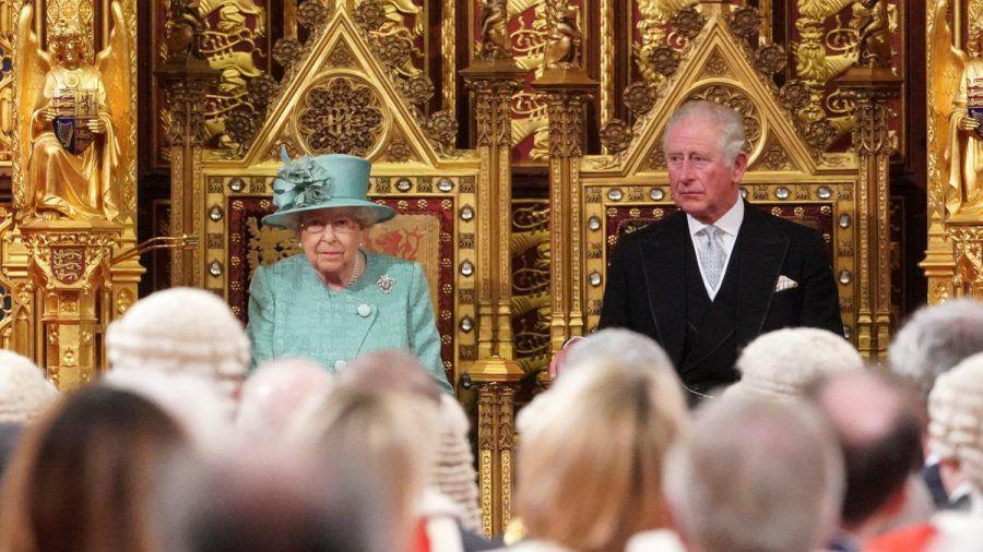 Queen Elizabeth II. und Prinz Charles im Dezember 2019. (ncz/spot)