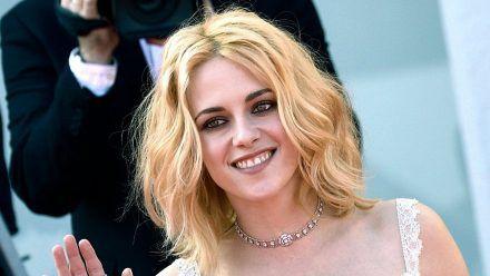 Kristen Stewart bei den Internationalen Filmfestspielen von Venedig. (wue/spot)