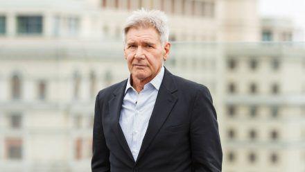"""Harrison Ford nach Schulterverletzung zurück am Set von """"Indiana Jones 5"""""""