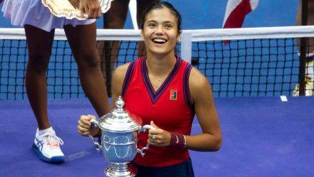 Emma Raducanu gewinnt US Open 2021