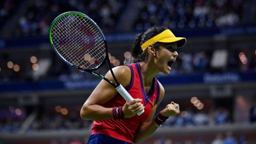 US Open-Märchen: Macht Emma Raducanu jetzt den Boris Becker?