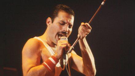 Freddie Mercury hätte am Sonntag seinen 75. Geburtstag gefeiert. (wue/spot)