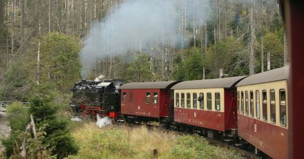 Heute ist die Brockenstrecke für die Harzer Schmalspurbahn GmbH das Zugpferd.