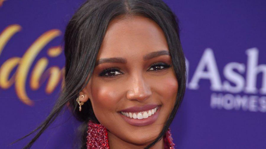 Model Jasmine Tookes hat ihre persönliche Märchen-Hochzeit erlebt. (jom/spot)