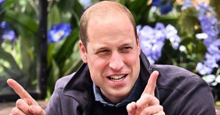 Prinz William engagiert sich für den Schutz des Klimas.