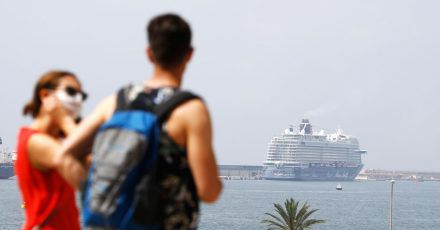 Sicherer Hafen? Einige Reedereien lassen aktuell nur geimpfte Touristen auf ihre Kreuzfahrtschiffe.