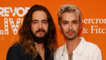 Tom und Bill Kaulitz feierten mit ihrer Band Tokio Hotel große Erfolge. (aha/spot)