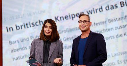 Die Moderatoren Linda Zervakis und Matthias Opdenhövel haben mit den Einschaltquoten zu kämpfen.