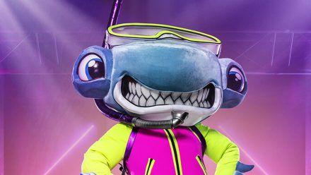 """5. Staffel """"The Masked Singer"""": Hier ist der Hammerhai!"""