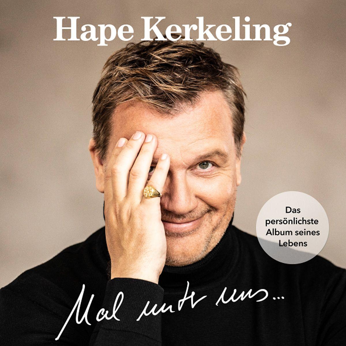 Hape Kerkeling veröffentlicht neues Album!