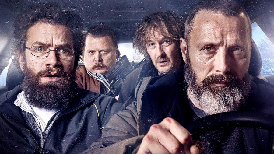"""Filmkritik """"Helden der Wahrscheinlichkeit"""": Schräger Attentatsfilm mit Mads Mikkelsen"""