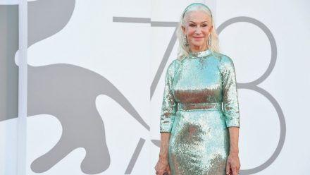 Filmfestspiele in Venedig: Helen Mirren strahlt mit den jungen Stars um die Wette