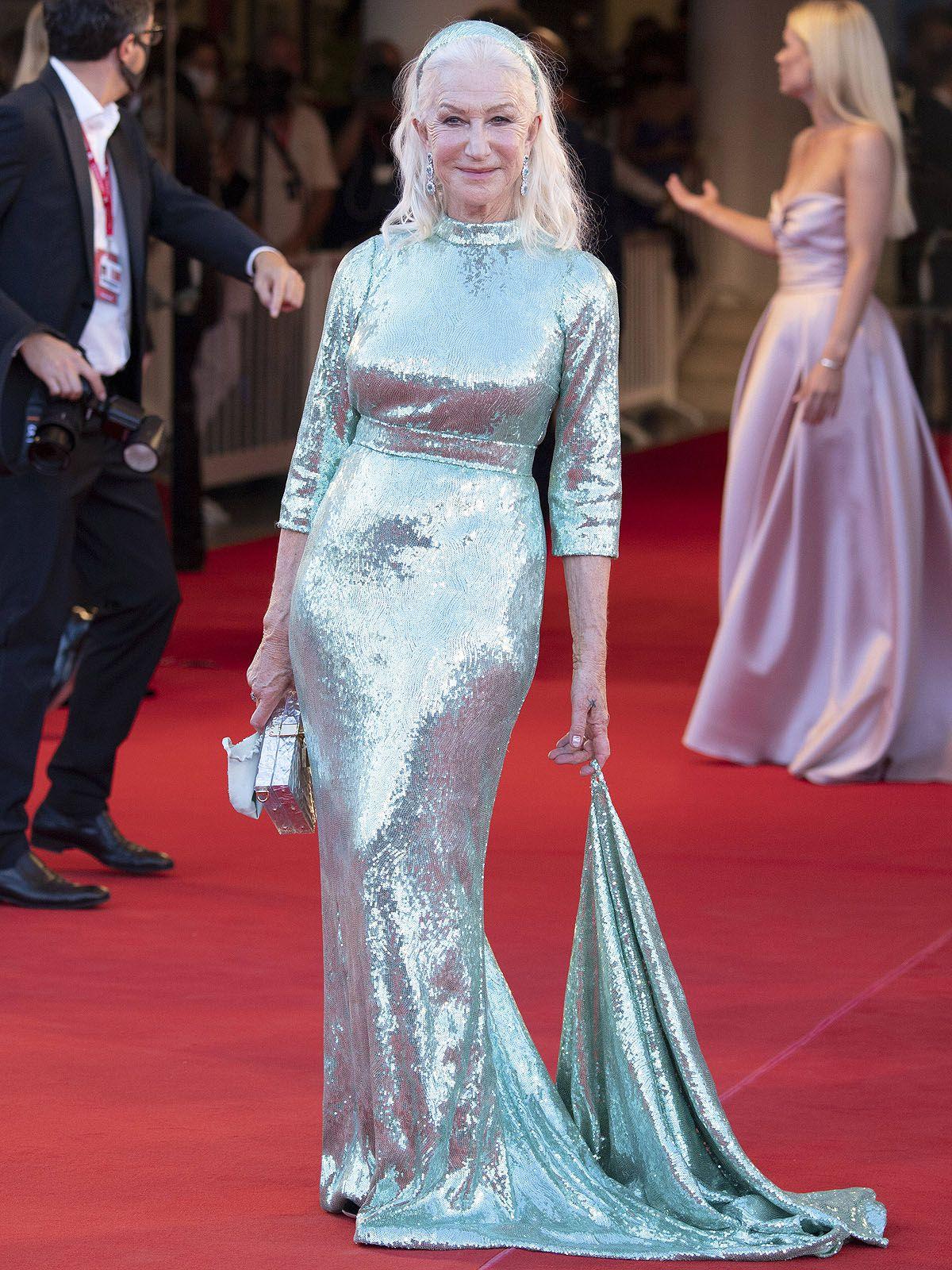 Helen Mirren: Glamour-Auftritt in Venedig