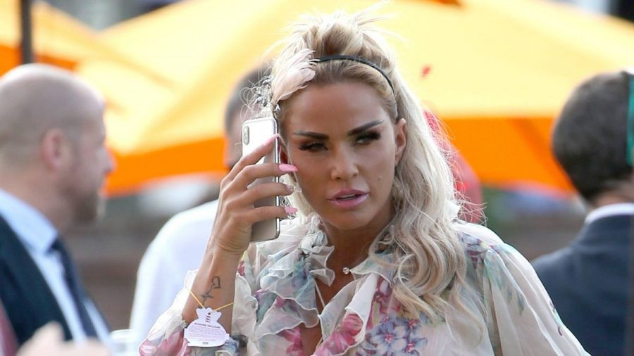 Katie Price: Baby Nr.6 ist in Planung